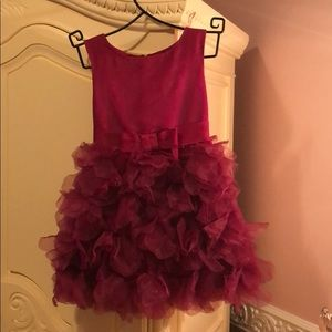 Marchesa dress for little girl size XS